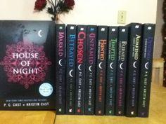 house of night series