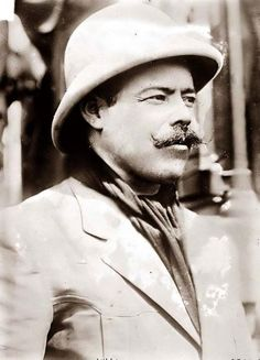 Here for your enjoyment is an exciting photograph of Villa, who was one of the most important leaders and best known generals of the Mexican Revolution, between 1911 and 1920, and provisional governor of the state of Chihuahua in 1913 and 1914.