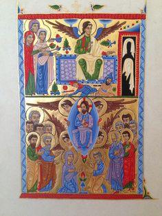 Armenian Miniatures - GALLERY Miniatures, Gallery, Painting, Art, Craft Art, Painting Art, Kunst, Paint, Draw