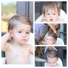 Betty Laurentsuch A Cute Little Boythe Photo Has Amazing with 1 Year Old Baby Boy Haircuts