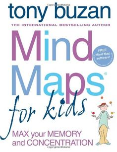 Mindmaps can be very useful for adults and kids. Mindmaps can help with creative thinking, making notes and revision. There are a number of mindmapping websites online, this article compares mindmap software and highlights which software is free to use. Got Books, Books To Read, Teaching Kids, Kids Learning, Tony Buzan, Mental Map, Maps For Kids, Speed Reading, Free Mind