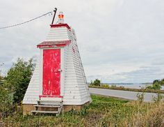 Trenton Lighthouse Nova Scotia Atlantic Canada, Nova Scotia, Lighthouses, Coast, Spaces, Landscape, Architecture, Unique, Scenery