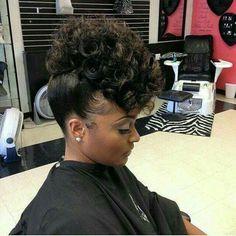 Bridesmaids hairstyles!