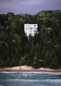 Douglas House by Richard Meier