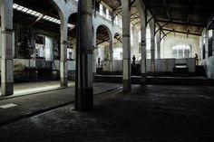 Antigo Matadouro Industrial  | Open House Porto 4—5 July'15 | Trienal de Arquitectura de Lisboa © Pedro Sadio