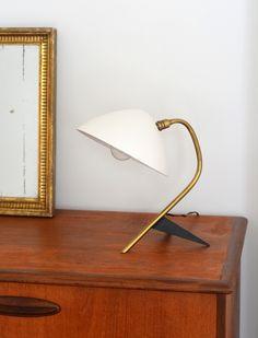Mid century Lamp Cocotte Boris Lacroix Kalff style | A Life Before