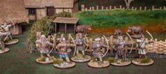 Hobby Horse: Viking archers