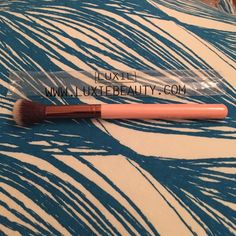 Luxie Makeup Brush Luxie 512 Rose Gold Small Contouring Brush Luxie Makeup Brushes & Tools