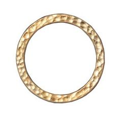"""Hammered Ring -1"""" $1.85"""