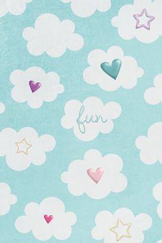 Wallpaper Heart Iphone Wallpaper, Lock Screen Wallpaper, Wallpaper Backgrounds, Colorful Wallpaper, Heart Art, Iphone 5s, Cute Wallpapers, Smiley, Flower Patterns