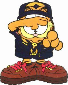 #Garfield #The #Cat.