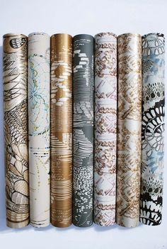 Surfacephilia - new wallpaper line.