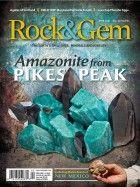 Rock and gem magazine