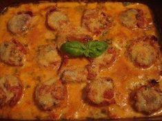 Das perfekte Toskanischer Filettopf-Rezept mit Bild und einfacher Schritt-für-Schritt-Anleitung: Sahne aufkochen, stückige Tomaten , etwas Ketchup…