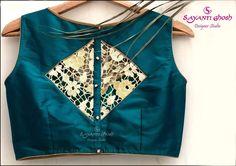 Patch Work Blouse Designs, Fancy Blouse Designs, Blouse Neck Designs, Cotton Saree Blouse Designs, Blouse Designs Catalogue, Stylish Blouse Design, Hamsa, Anarkali, Kurti