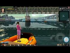 World Tour Fishing WTF Raw Gameplay 5 - World Tour Fishing (WTF) is a Free to Play , realistic, Fishing simulator MMO Game