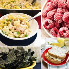 10 Healthy Alternatives to Kids' Favorite Foods