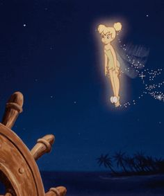 tinkerbell animation gif