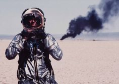 The Right Stuff - 1983 (Sam Shepard as Chuck Yeager)