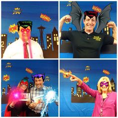 Customer Service Week was a huge success at Community Health Plan of Washington! Over 115 guests attended the Customer Service Open House and 35 people signed up to participate in the Customer Service Job Shadow Program. Over 55 photos were taken in our superhero photo booth and everyone had a lot of fun with the Customer Service team! Customer Service Week is always a great opportunity to show the department our appreciation and support.