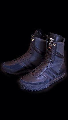 Barbour x adidas Originals GSG9 Boot  Black Men Sneakers b0478cb7c3