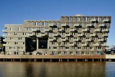 AECCafe: ArchShowcase - Sørenga 3 in Oslo, Norway by JVA
