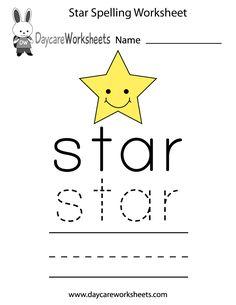 math worksheet : preschool cat spelling worksheet printable  activities for rya  : Spelling Worksheet For Kindergarten