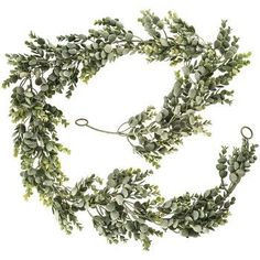 Get 6' Frosted Eucalyptus Garland online or find other Garlands products from HobbyLobby.com