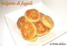 Polpette di fagioli al forno, ricetta secondi piatti