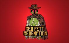 Red Fett Redemption [1920x1200] - Imgur