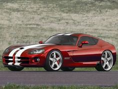 Dodge Viper GTS 2012