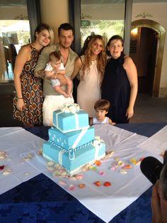 Torta battesimo Gabriel