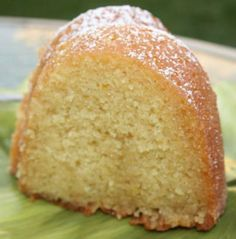 One-Bowl Kentucky Butter Cake.... I would make double the butter sauce to pour on the bottom as well as over the top when it comes out of the bundt pan.