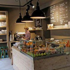 The Barn - Berlin Great spot for breakfast