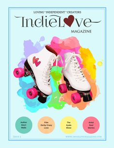 Pre order Issue 3 of IndieLove Magazine 50% Off *limited time*