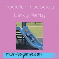 Welcome to Week 6 of the Toddler Tuesday Link Up Party! The Toddler Tuesday Link Up Party is designed to share your posts about babies or toddlers only.