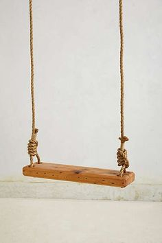 Old Fashioned Tree Swing