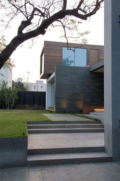 Contemporary House In Hyderabad, India