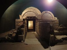 Thracian Tomb of Sveshtari UNESCO Bulgaria