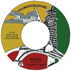 Foundation Sound - Feeling the Pressure (ft. Dandelion) / Dread Dub – Unearthed Sounds