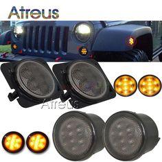 $44.60 (Buy here: https://alitems.com/g/1e8d114494ebda23ff8b16525dc3e8/?i=5&ulp=https%3A%2F%2Fwww.aliexpress.com%2Fitem%2F1Pair-Car-LED-Front-Fender-Turn-Singal-Lights-12V-LED-Side-Marker-Lamp-Bulb-Kit-For%2F32729734954.html ) 1Pair Car LED Front Fender Turn Singal Lights 12V LED Side Marker Lamp Bulb Kit For Jeep Wrangler JK 2007-2015 Amber Accessories for just $44.60