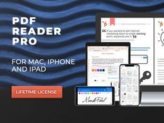 Seamlessly work with PDF documents using PDF Reader Pro that works on any Apple devices, including Mac, iPad & iPhone. Shop it for a Lifetime on DealFuel. Web Analyst, Booklet Printing, Prefixes, Feel Tired, Business Marketing, Campaign, Mac, Content, Iphone