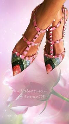 Brilliant Luxury by Emmy DE * ACCESSORIZE ME ~ Valentino