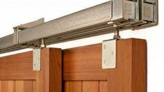Exterior Sliding Barn Door Track System Interior Double Barn Door Hardware Sliding Door Track Barn St Diy Sliding Barn Door Diy Barn Door Door Curtains Diy