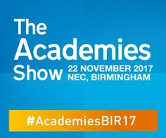 Don't forget we are The Academies Show in Birmingham today! Come along and visit us on Stand H29! #AcademiesBIR17