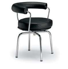 Le Corbusier, LC7 Swivel Chair, 1929