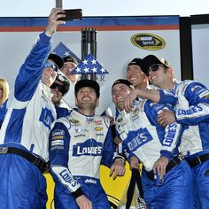"Lowe's Racing on Instagram: ""Winning is fun."""