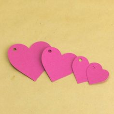 Check out 25 heart tags, hang tags, gift tags, price tags, blank tags, product tags, seller supplies,gift tag, heart tag on craftschmooze