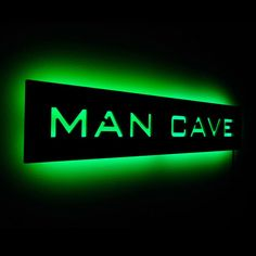 Man Cave Signs   Home → Halos → Man Cave Sign