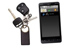 Smartphone Personal Item Locator. I am so getting this for Jason.
